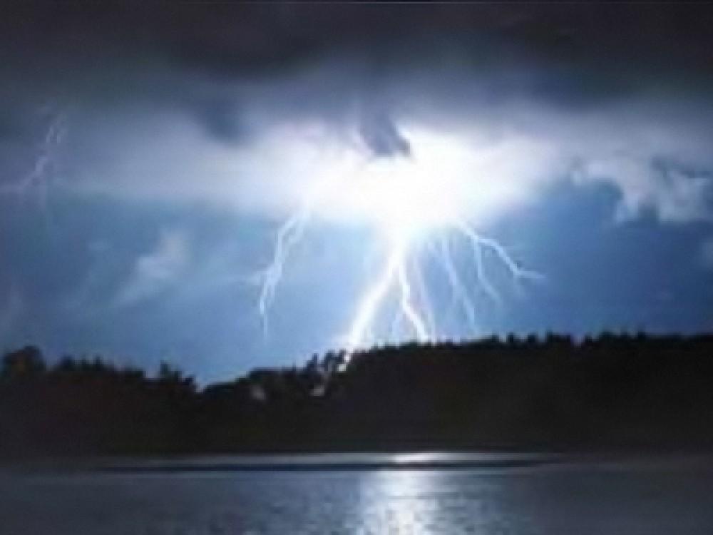 Associated Lightning Rod
