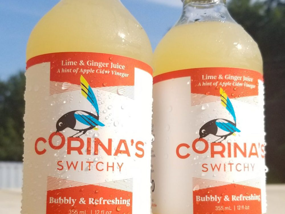 Corina's Drinking Vinegars